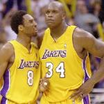 shaq &amp; kobe