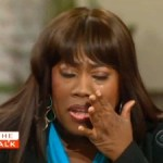 sheryl underwood cries