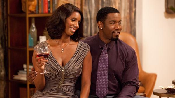 tasha smith & michael jai white