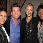 Guest, David Tutera, Tonya Lee and Jamilah Creekmur