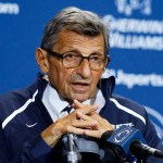 FILE:  Joe Paterno's Weekly Press Conference Canceled