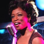 "Tony nominee Montego Glover of ""Memphis"""