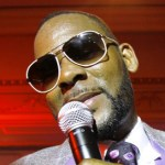 R. Kelly performs at at Arise Made In Africa Spring 2012 Designer Collective at Mercedes Benz NY Fashion Week Afterparty at Jumeirah Essex House on Sept. 15, 2011 in New York City