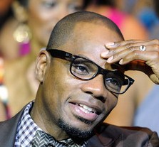 Gospel singer Kirk Franklin is a panelist at the conference