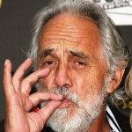 "Actor Tommy Chong attends FOX's ""The Simpsons"" 500th Episode Celebration at the Hollywood Roosevelt Hotel on Feb. 13, 2012 in Hollywood"
