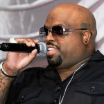 "Cee Lo Green speaks during an auction at the Keep Memory Alive foundation's ""Power of Love Gala"" celebrating Muhammad Ali's 70th birthday at the MGM Grand Garden Arena Feb. 18, 2012 in Las Vegas"