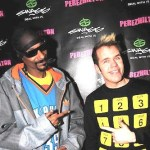 Snoop Dogg and Perez Hilton