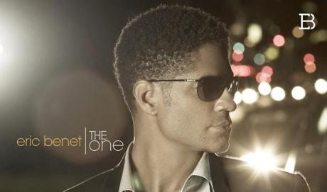 eric benet ('the one' cover shot)