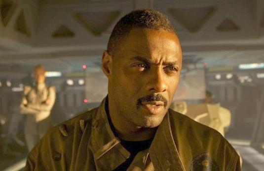 idris elba (in 'prometheus')