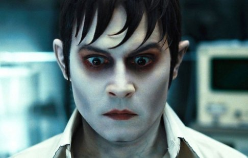 johnny depp (dark shadows)