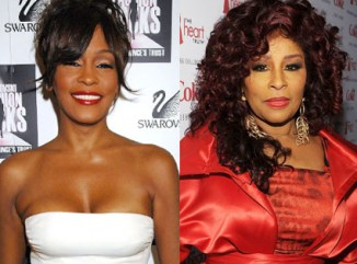 whitney houston & chaka khan