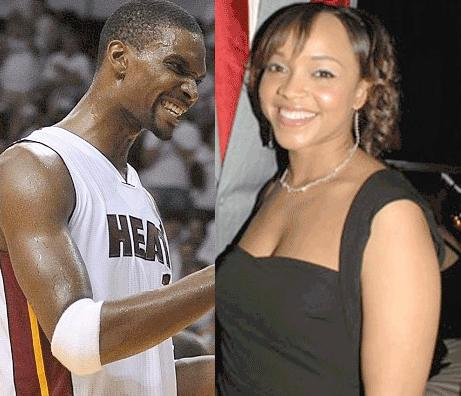 chris bosh & allison matthis