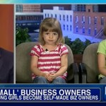 Fox & Friends co-host Brian Kilmeade interviews two little girls about their lemonade stand and what they feel about the President's words on small businesses last week.