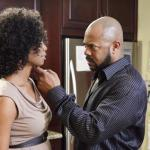 Vanessa Williams and Rockmond Dunbar in a scene from GMC&#039;s &quot;Raising Izzie&quot;