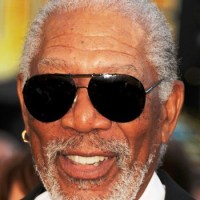 Morgan Freeman's Hand Still Mangled; Talks 'Dark Knight Rises' (Audio)