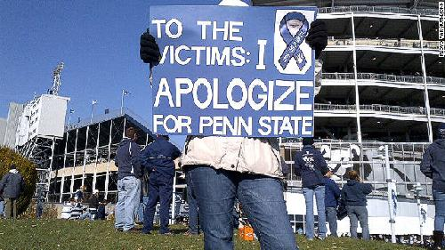 penn state apology