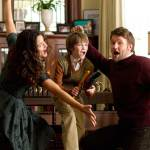 Jennifer Garner, CJ Adams and Joel Edgerton in Disney's The Odd Life of Timothy Green
