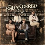 EP The Endangered Cover copy