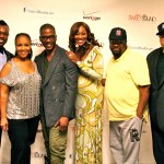 Vashawn Mitchell. Erica Campbell, Donald Lawrence, Yolanda Adams, Hezekiah Walker & Fred Hammond