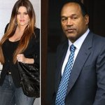 khloe kardashian &amp; oj simpson