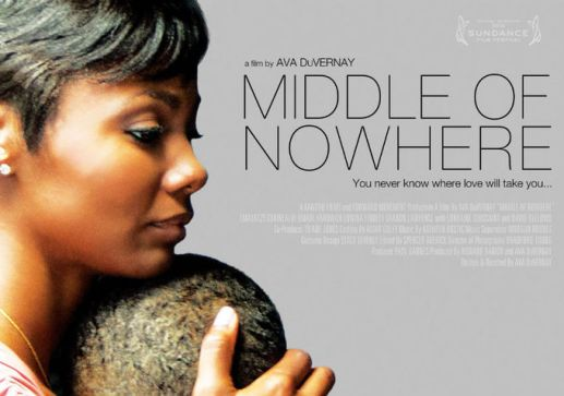middle of nowhere (poster)