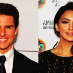 tom cruise & nazanin boniadi