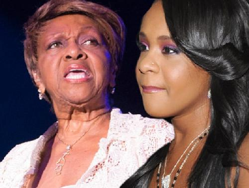 cissy houston &amp; bobbi kristina