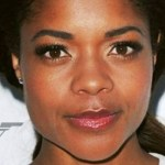 naomie harris closeup
