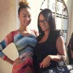 draya &amp; evelyn
