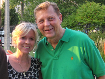 father pfleger and lidia kuzniar
