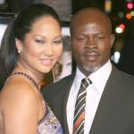 kimora lee simmons &amp; djimon hounsou