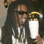 lil wayne &amp; styrofoam cup