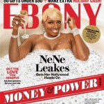 nene leakes (ebony mag cover)