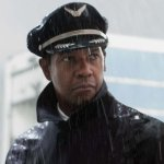 "Denzel Washington in ""Flight"""