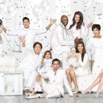 kardashians (2012) christmas card