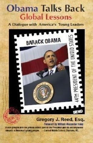 obama talks back (book cover)