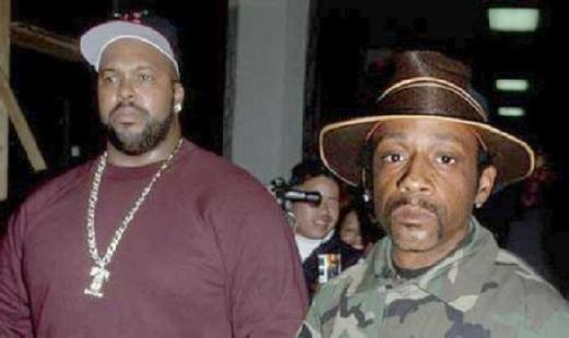 suge knight and katt williams