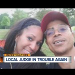 Detroit Judge Wade McCree Jr., is pictured here with Geniene La'Shay Mott on her Facebook page.
