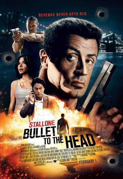 bullet to the head (poster)
