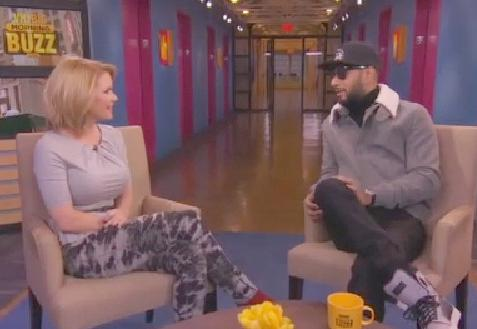 carrie keagan & swizz beatz