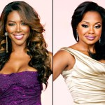 kenya moore &amp; phaedra parks