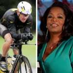 Lance Armstrong, Oprah Winfrey