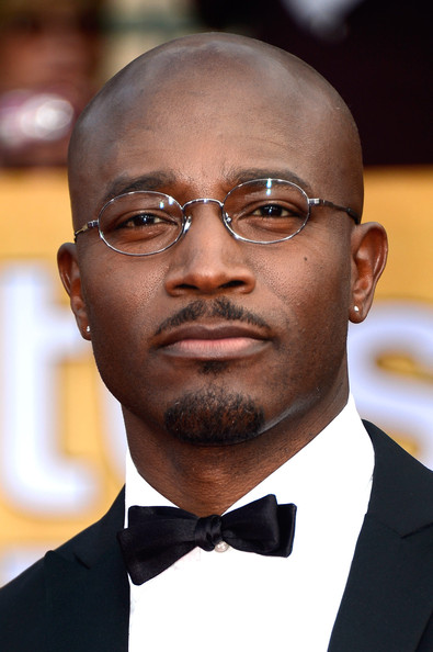 Actor Taye Diggs arrives at the 19th Annual Screen Actors Guild Awards held at The Shrine Auditorium on January 27, 2013 in Los Angeles