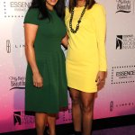 Essence President, Michelle Ebanks, and Ford Multicultural Marketing Mgr, Shawn Thompson