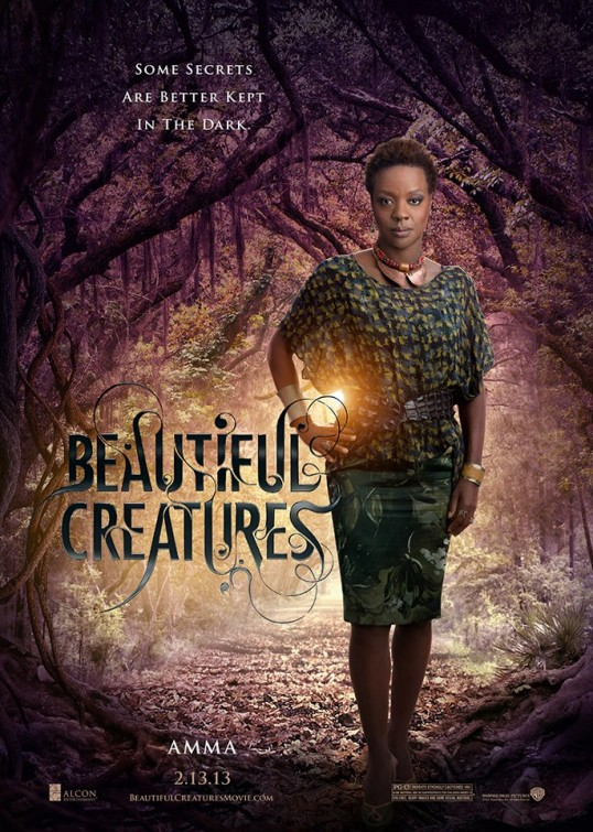 beautiful creatures poster (viola davis)