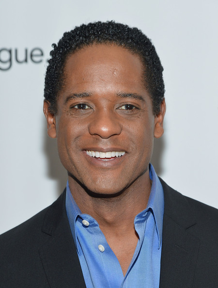 Actor Blair Underwood attends the 78th annual Drama League Awards Ceremony and Luncheon at the Marriott Marquis Times Square on May 18, 2012 in New York City