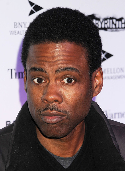 Comedian Chris Rock is 48 today.