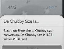 chubby checker app