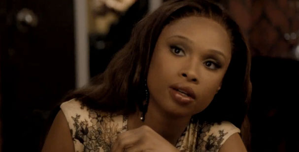 "Jennifer Hudson in a scene from the Feb. 5, 2013 season premiere of ""Smash"" on NBC"