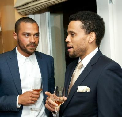 jesse williams & michael ealy1